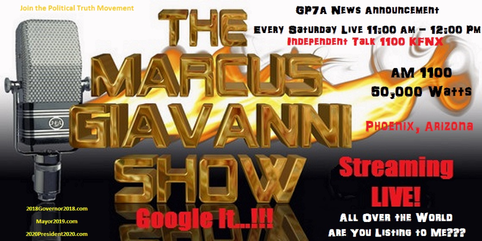 Internet Broadcasting presents Marcus Giavanni Show