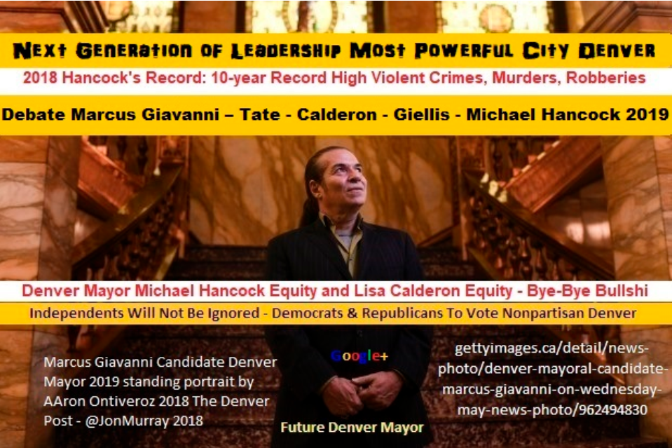 Next Leadership City of Denver Most Powerful