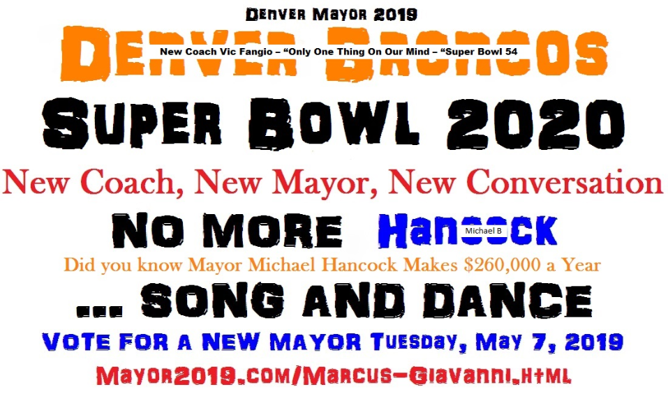 Broncos Super Bowl 2020