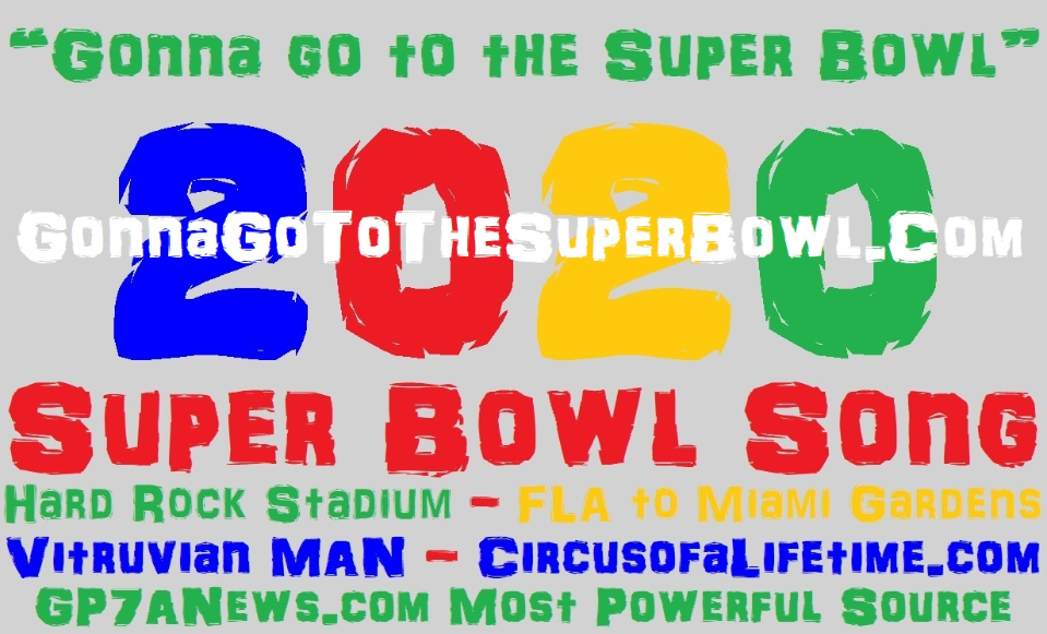 2020 Song : Super Bowl Song 2020 : Gonna Go to the Super Bowl