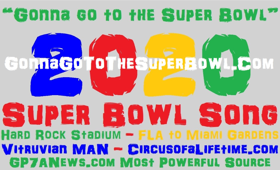 Super Bowl Song Gonna go to the Super Bowl