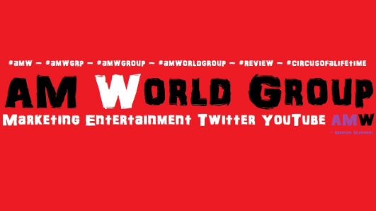 AM World Group Marketing Entertainment Twitter YouTube AMW
